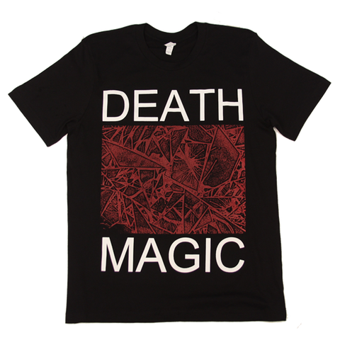 """FADED"" DEATH MAGIC T-SHIRT"