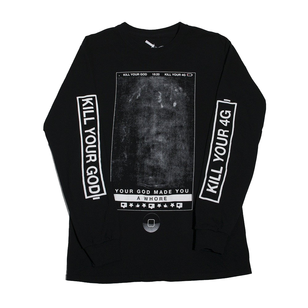 ENTRANCED L/S SHIRT