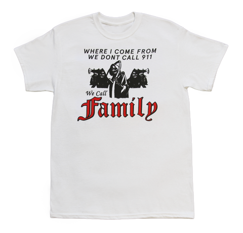 We Call Family Shirt