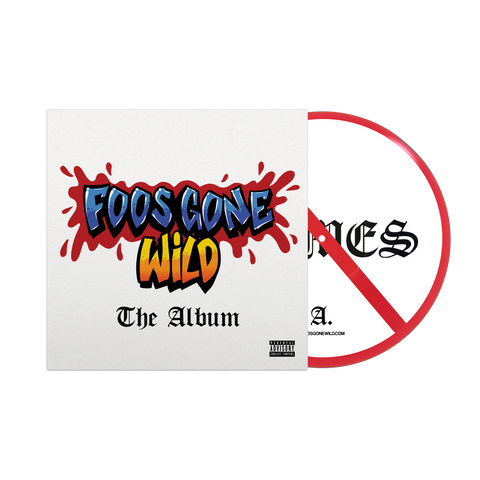 Foos Gone Wild - The Album (Picture Disc Vinyl)