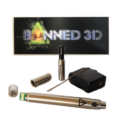 FLOSS BANNED 3D MIXTAPE VAPE