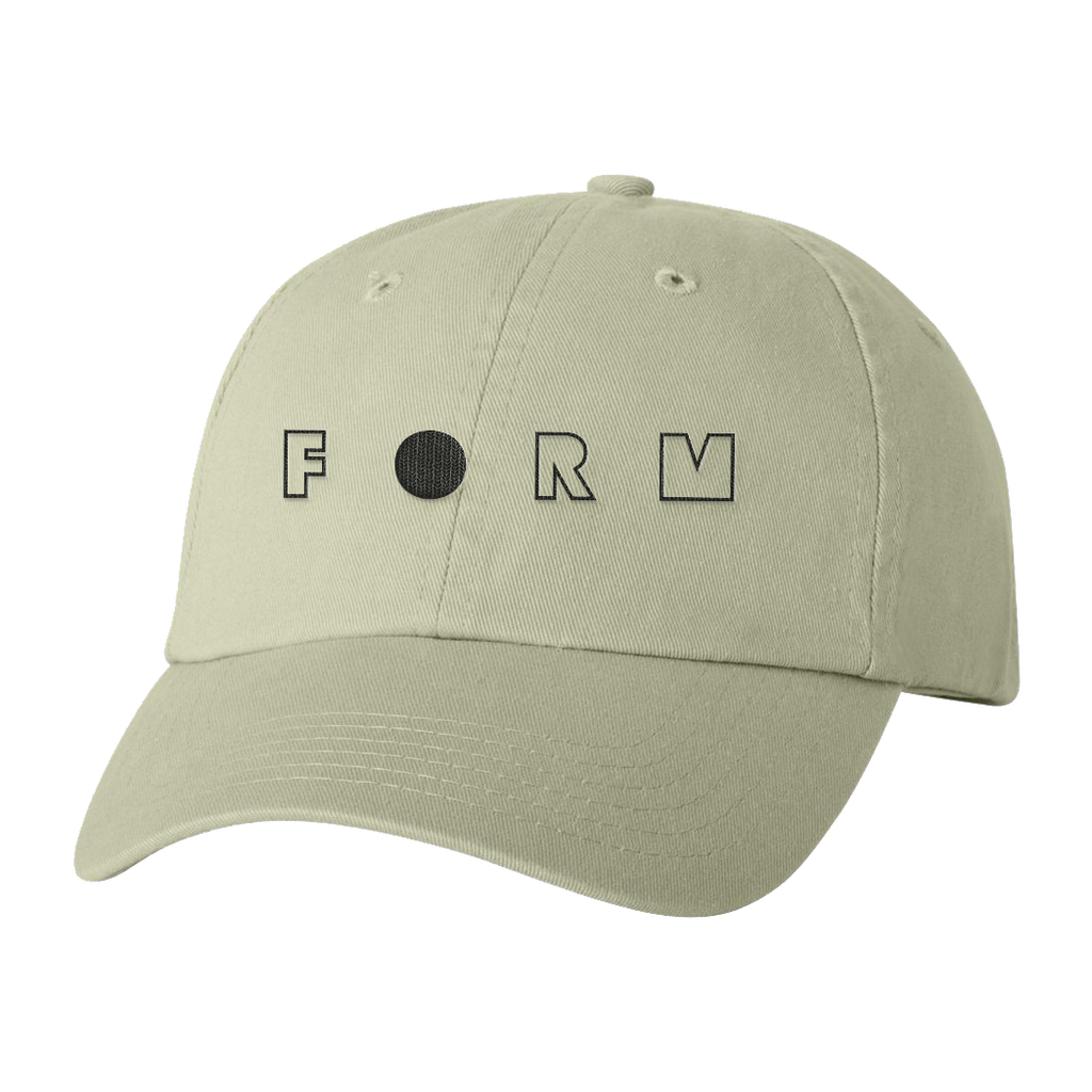 FORM Dad Hat - Sand