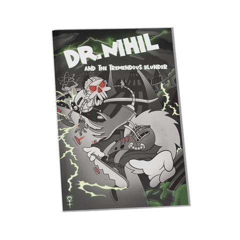 DR. NIHIL COMIC ISSUE 1