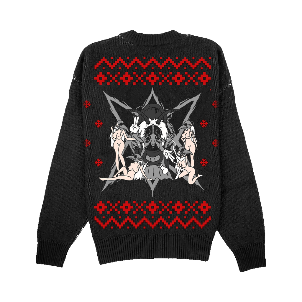 BLASPHOMAT X-MAS SWEATER