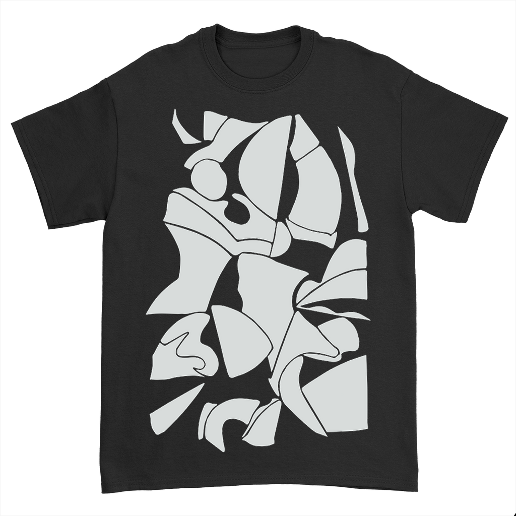 THE FORM OF FORM TEE (BLACK)