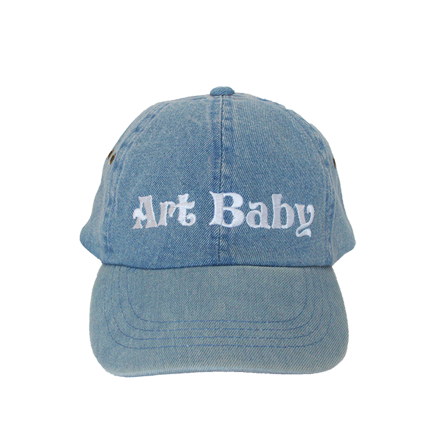 Art Baby Denim Cap