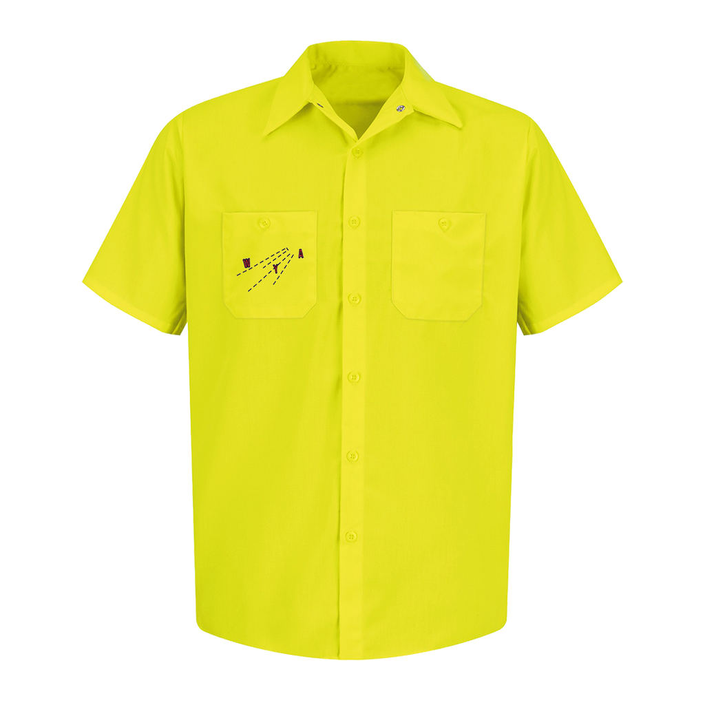 WYA Workman Shirt - Yellow
