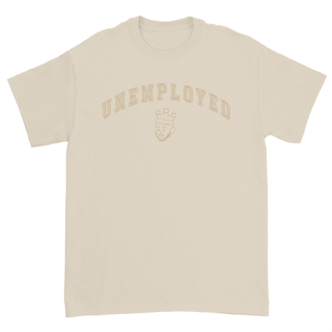 UNEMPLOYED T-SHIRT - KHAKI