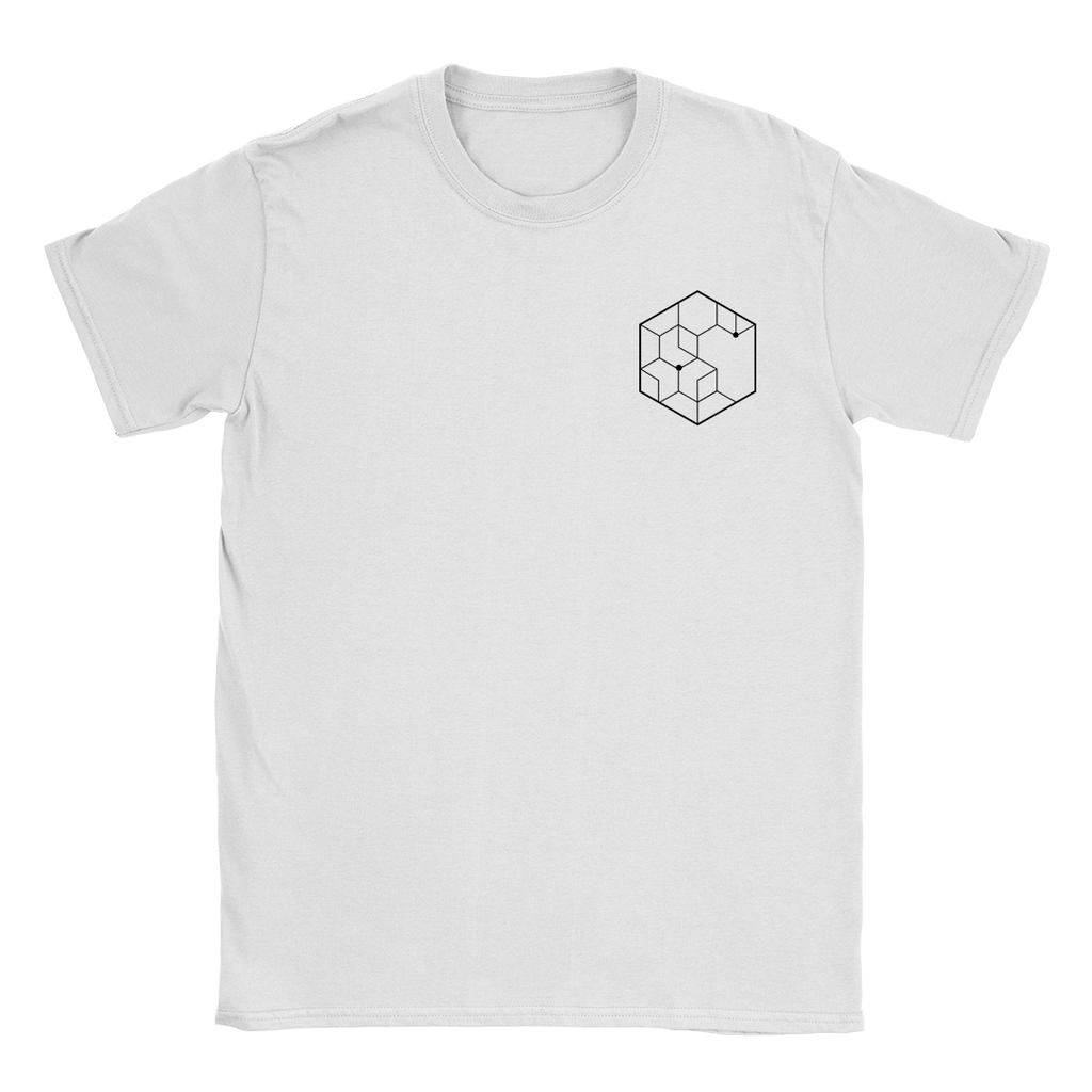 Karma Fields Logo Tee - White