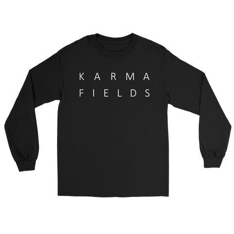 Karma Fields Title Long Sleeve