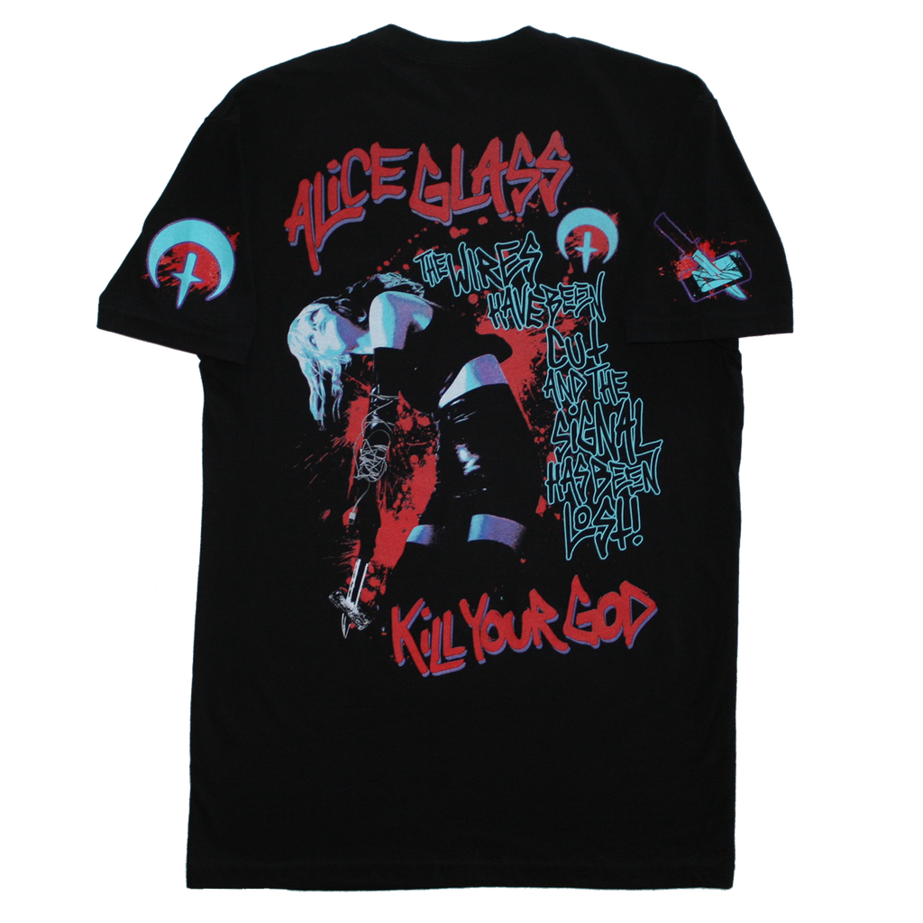 KILL YOUR GOD :: HAUNTED BLOOD TEE