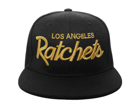 LA Ratchets (Gold/Black)