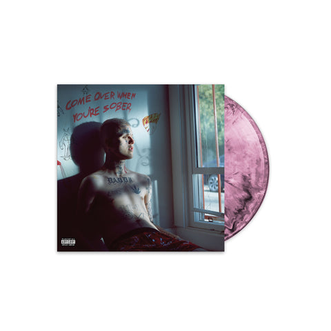 LIL PEEP - COME OVER WHEN YOU'RE SOBER, PT. 2 (BIRTHDAY VINYL)