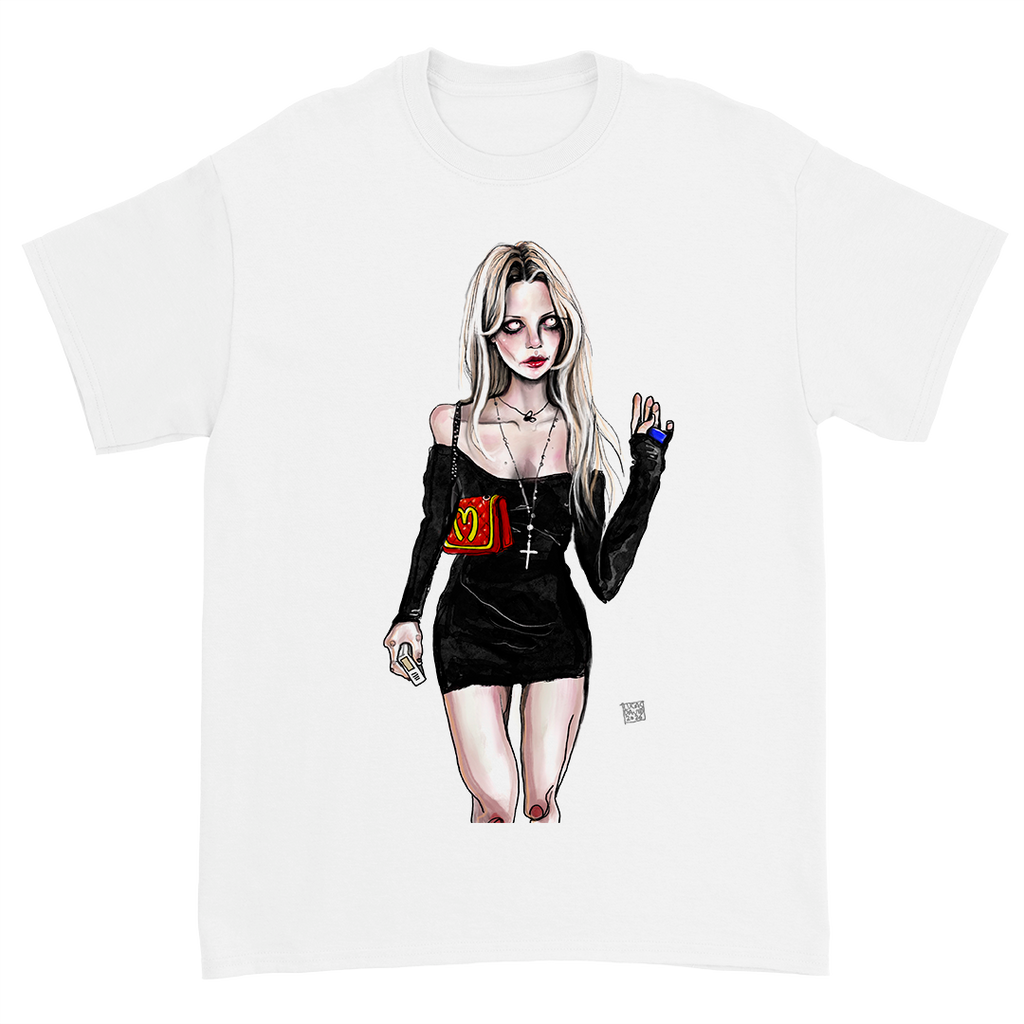 GOTH SPEARS TEE