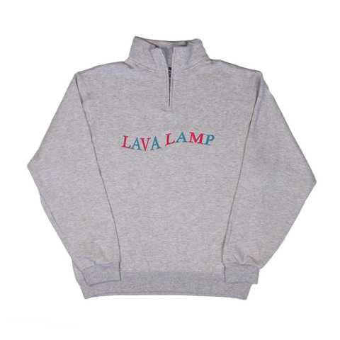 LAVA LAMP QUARTER ZIP FLEECE