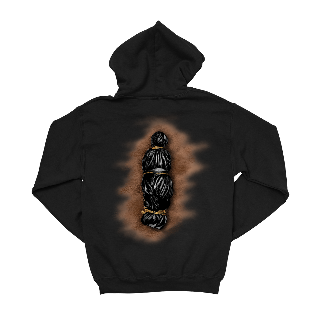I Cannot Love You Hoodie (Black)