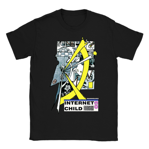 Internet Child Anniversary Tee