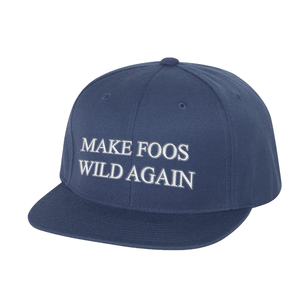 Make Foos Wild Again Hat