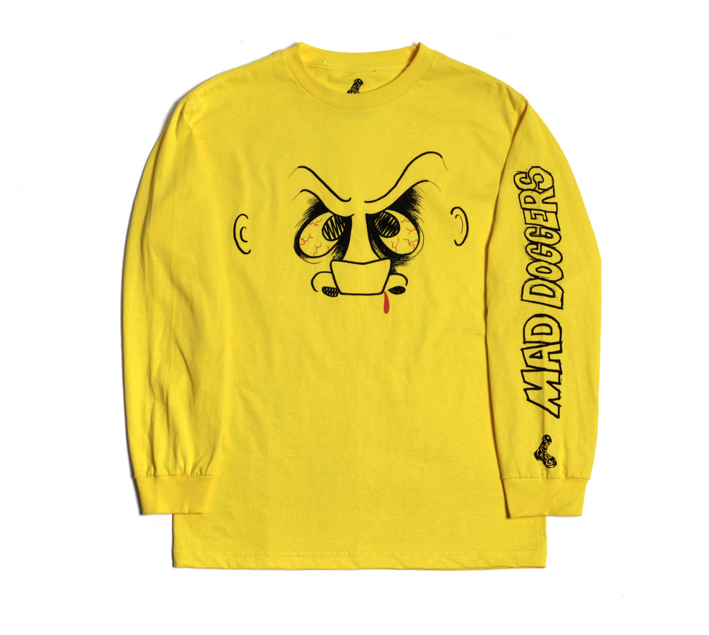 Yellow Mad Doggers LS