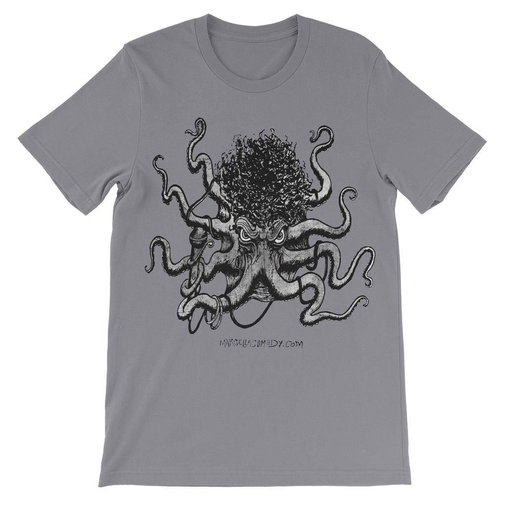 Marcella Arguello Octopus Grey Tee