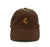 Brown Muni Boot Cap