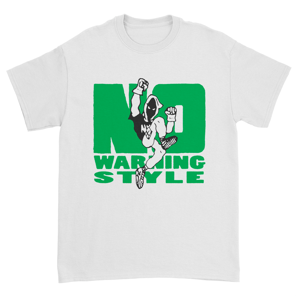 No Warning Style Tee