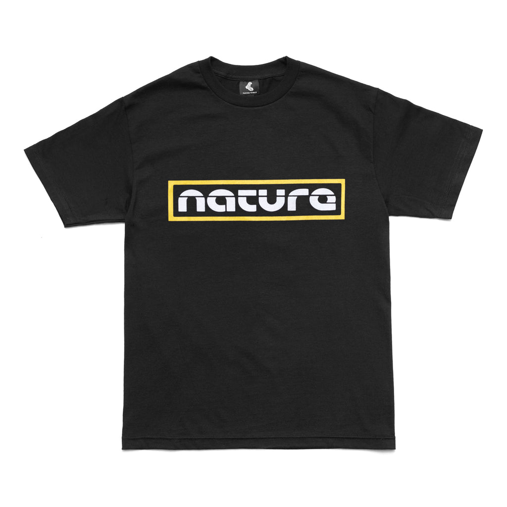 Nature Box Logo Tee - Black