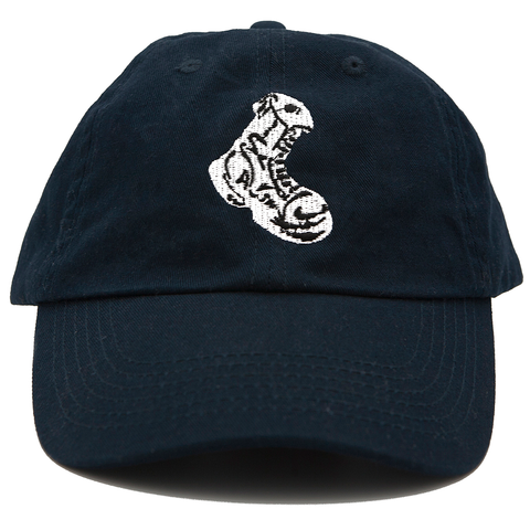 Navy Boot Cap
