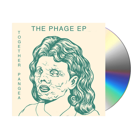 THE PHAGE EP CD