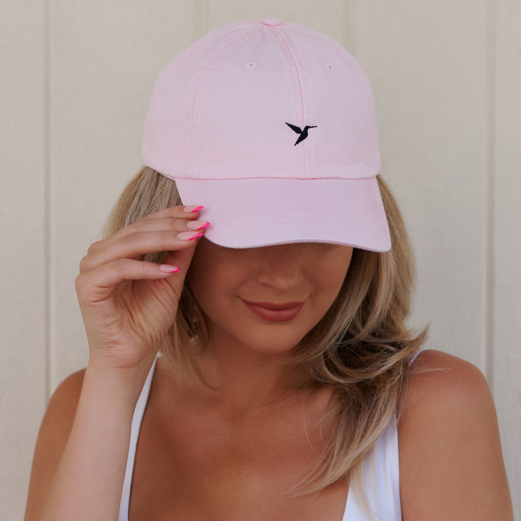 Hummingbird Dadhat - Light Pink