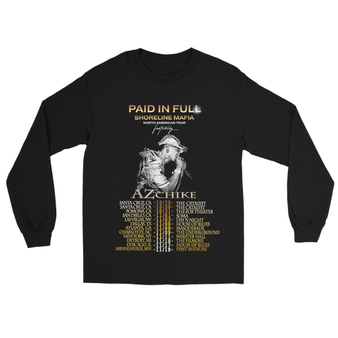 Paid in Full - AZChike Longsleeve