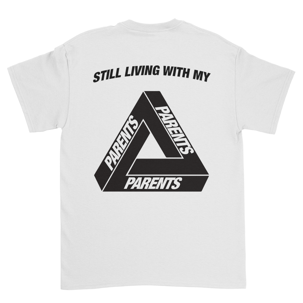 Parent's White T-Shirt