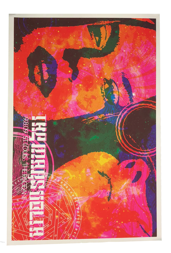 The Mars Volta @ The Pageant Poster