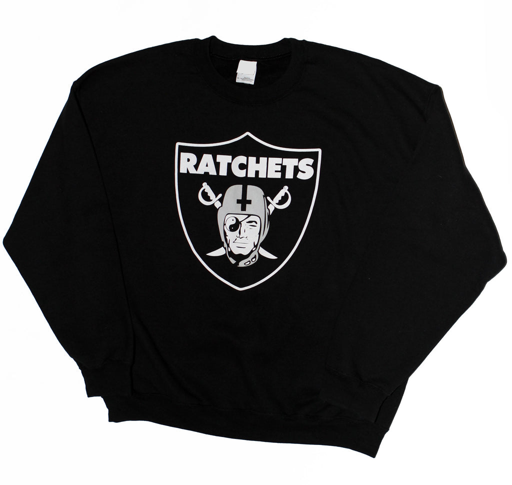 Ratchets Shield Crew Neck