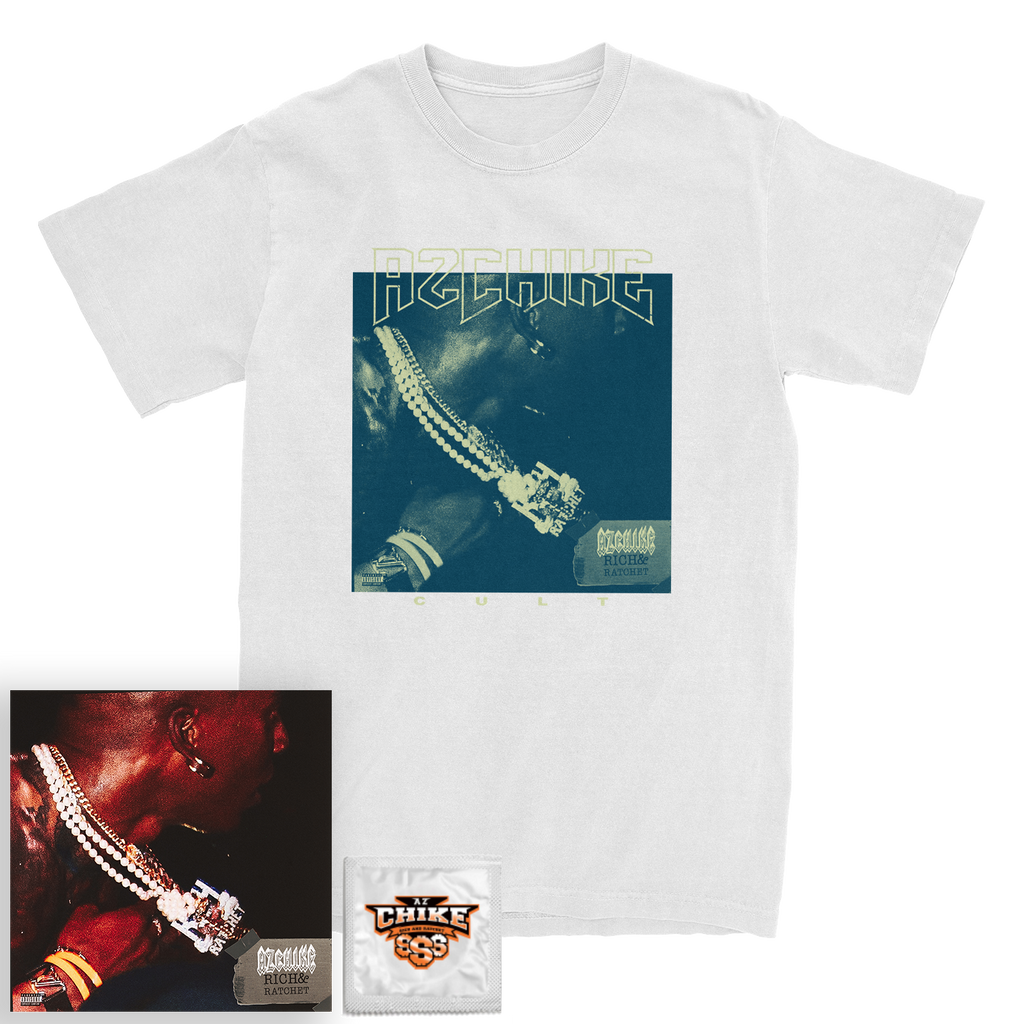 Rich & Ratchet Tee + Digital Mixtape Bundle