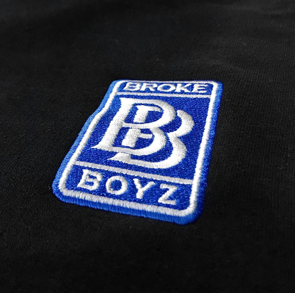 Rolls Royce Embroidered Hoodie