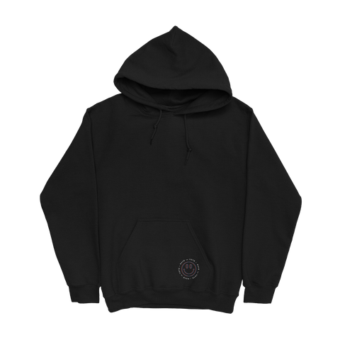 Rave the Vote Logo Hoodie - Black