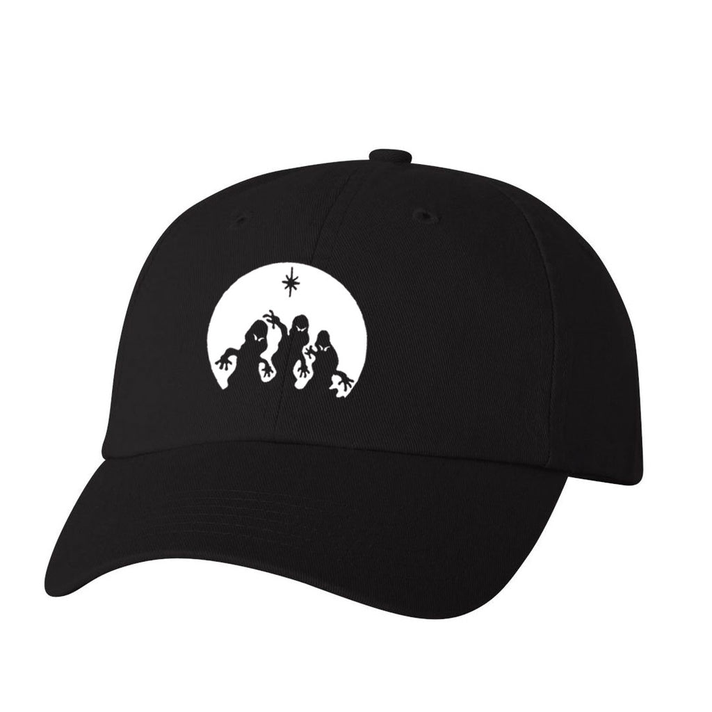 """Three Kings"" Black Hat"