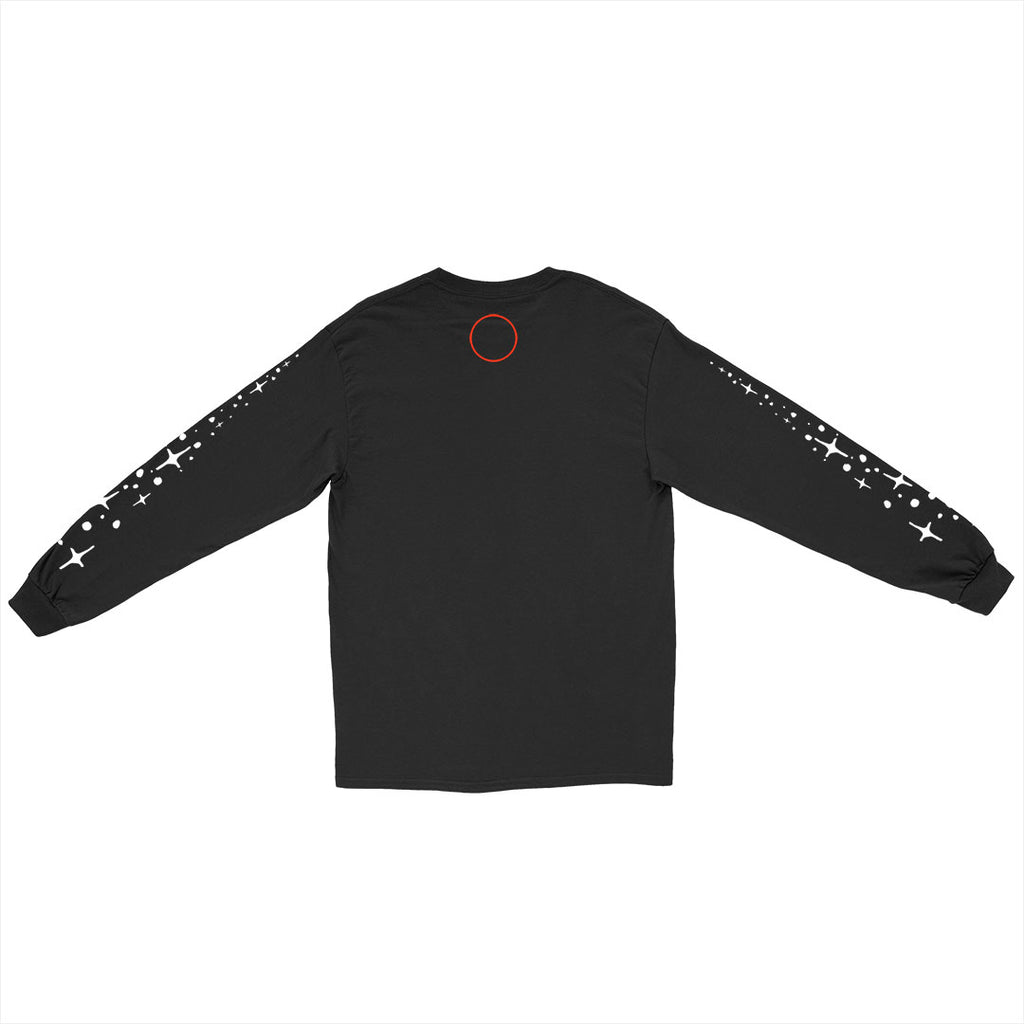 """Project Math"" Black Longsleeve"