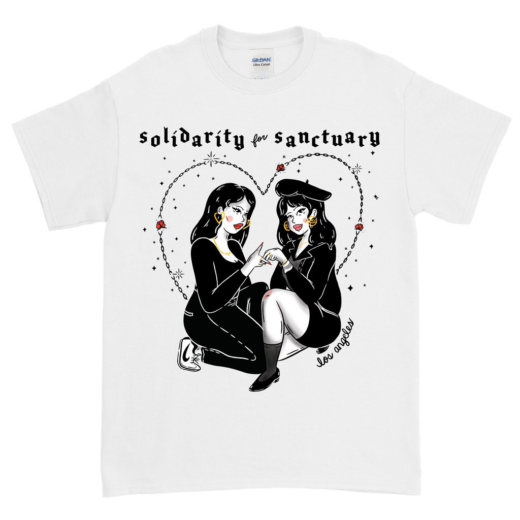 Solidarity For Sanctuary Tee