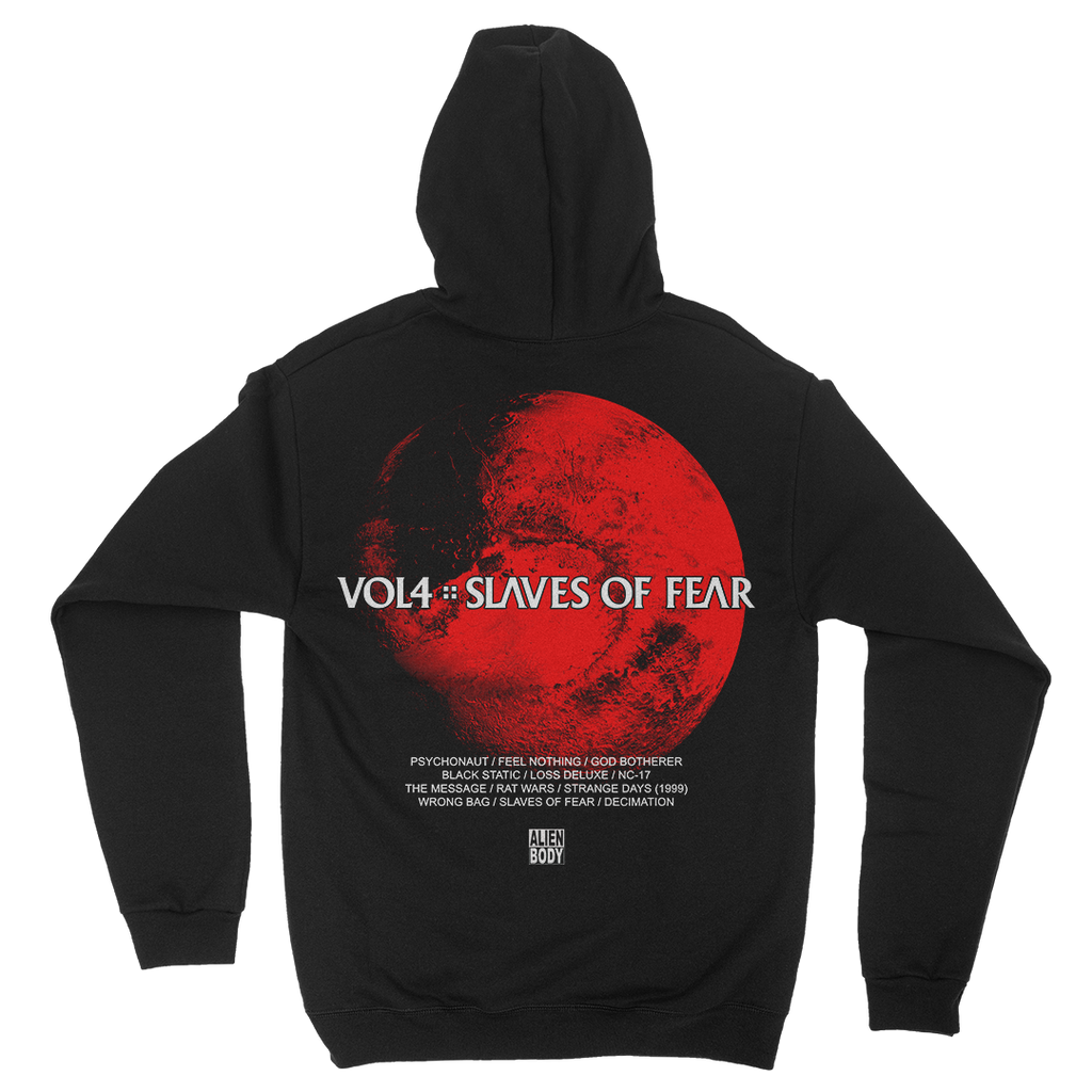VOL. 4 :: SLAVES OF FEAR - HOODIE + DIGITAL BUNDLE