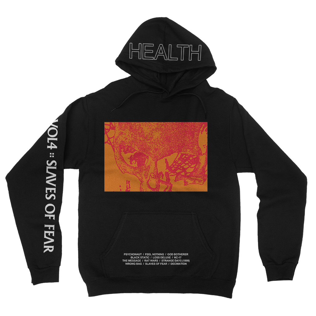 SLAVES OF FEAR VOL.4 TOUR HOODIE