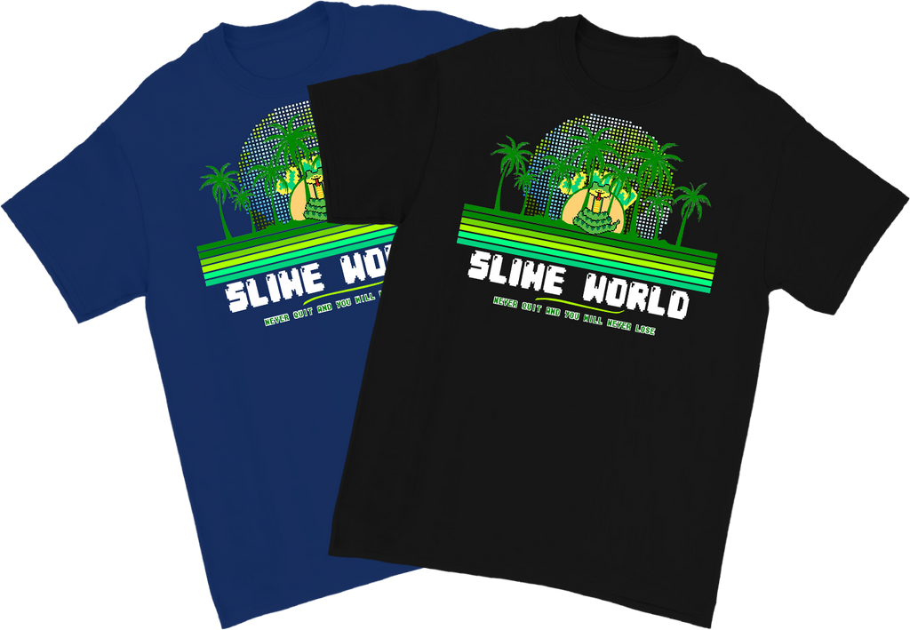 Slime World Tee