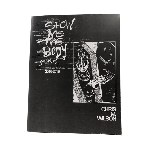 Chris Wilson Zine