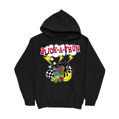 Blick-a-thon Hoodie