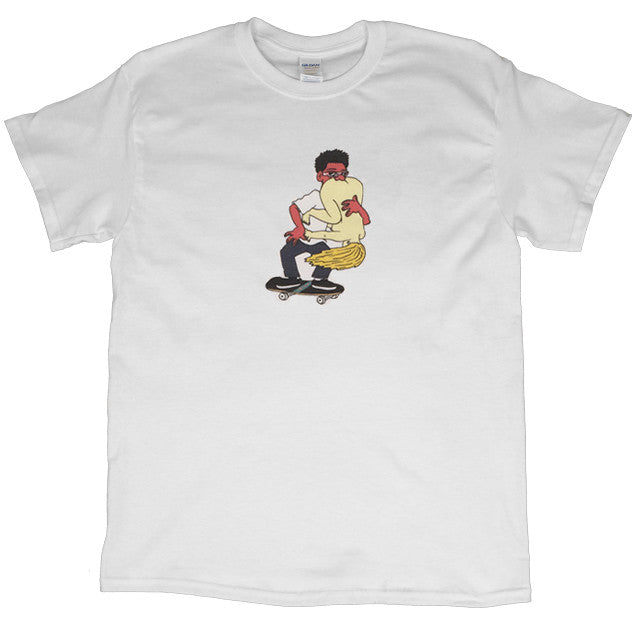 SKATE FAST EAT ASS TEE
