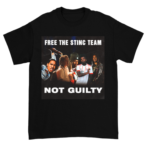 Free The Stincs T-Shirt