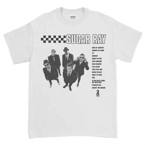 Sugar Ray Bootleg Ska T-Shirt