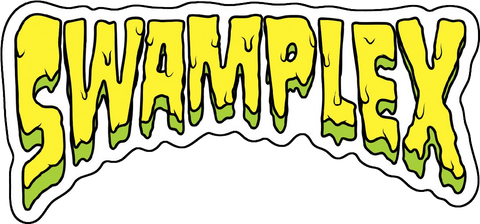 Swamplex Die-Cut Sticker