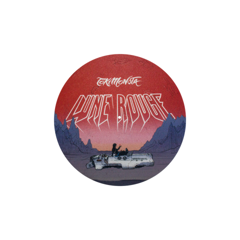 Lune Rouge - Slipmat